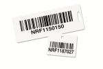 Hang Tag Barcode Labels