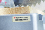 Anodized Foil Barcode Labels For Equipment